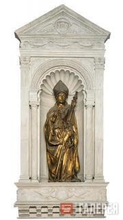 Донателло. Святой Людовик Тулузский. 1422–1425