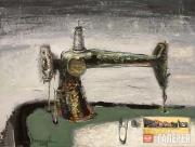Натюрморт с ножницами и наперстком. 2008
