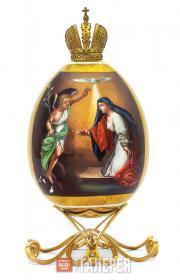 Яйцо пасхальное «Благовещение»