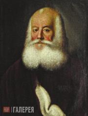 Ivan TITOV. Portrait of Alexei Petrovich Bestuzhev-Ryumin. 1759