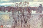 Зверьков Ефрем Иванович. Холодный ветер. 1967