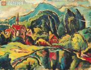 Jawlensky Alexei. Murnau