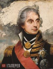 Beechey R.A. William. Horatio Nelson. 1800