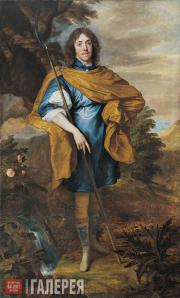 Dyck (Anthony van Dyck). Lord George Stuart. c. 1638