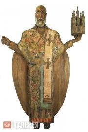Неизвестный художник. Никола Можайский. 1540