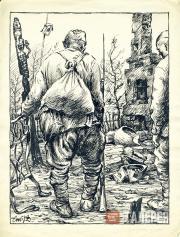 Solomon Telingater. Back Home. 1942