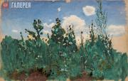 Kuindzhi Arkhip. Wild Grass. 1875