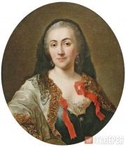 Portrait of an Unknown Woman. 1759