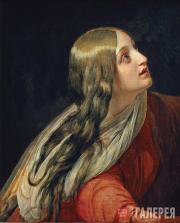 Ivanov Alexander. Head of Mary Magdalene.