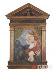 Флорентийская школа, ученик Донателло. Мадонна с младенцем