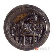 Donatello (Donato di Niccolò di Betto Bardi). Madonna and Child with Four Angels