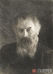 Шишкин Иван Иванович. Автопортрет. 1886