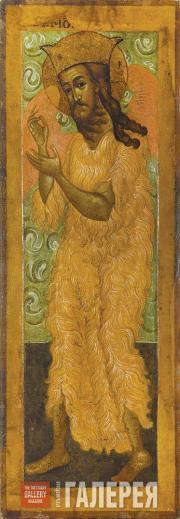 Неизвестный художник. Иоанн Предтеча. 1670-е