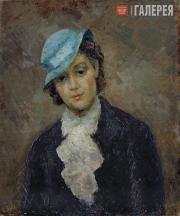 Falk Robert. Parisian (Eliane Tayar). 1935