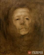 Сarrière Eugène. Self-portrait. Circa 1901