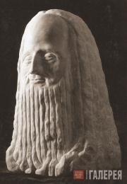 Рукавишников Митрофан. Голова. 1911