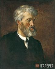George Frederic WATTS. Thomas Carlyle. 1868-1869