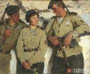 Бут Николай. Боевые друзья. 1969