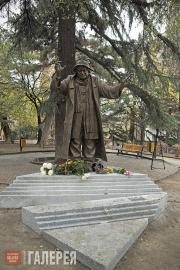 Церетели Зураб. Памятник актеру Рамазу Чхиквадзе. 2013