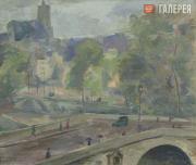 Falk Robert. Pont Marie. 1929