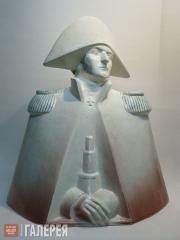 Малолетков Валерий. Князь П. Багратион. 2014