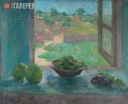 Falk Robert. Window. Moldavia. 1951