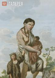 A Chukotka Woman. 1815