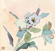 Yakunchikova Maria. Flower. 1890s
