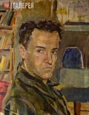 Zeitman Isai. Self-Portrait. 1929