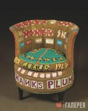 Трейси Эмин (род. 1963). На стульях можно хорошо заработать. 1994