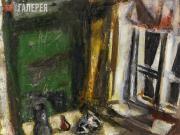 Nikonov Pavel. Still-life with a Window. 2006