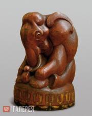 Красный слон. 1915