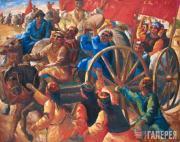 Красный обоз. 1932