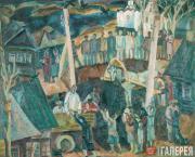 Н.И. Андронов. Проводы. 1965–1967