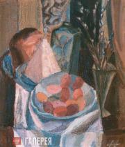 Н.И. Андронов. У печи. 1998