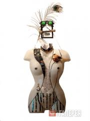 Alla Bedina. Display Model «Cabaret». 2003