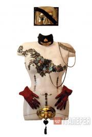 Alla Bedina. Display Model «Dandy». 2003