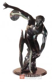 Arman. Discus Thrower. 2002