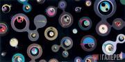 Такаши Мураками. Сверхплоские глаза медузы. 2003