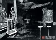 Pavel Blokhin. Sculptor's Studio. 2003