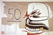 Warhol Andy. Untitled (50 Dentures). 1983