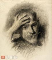 Борисов-Мусатов Виктор. Автопортрет. 1904–1905