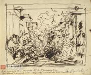 Karl BRIULLOV. Last Day of Pompeii. 1828–1830