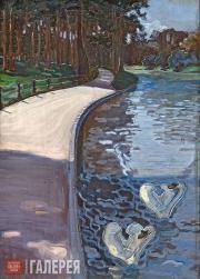 Yakunchikova Maria. Bois de Boulogne. 1896