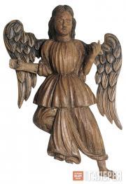 Неизвестный художник. Ангел. XVIII век