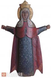 Неизвестный художник. Святая великомученица Параскева Пятница. XVIII век