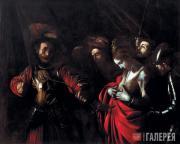 Caravaggio (Michelangelo Merisi da Caravaggio). The Martyrdom of St. Ursula. 161