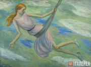 Chernyshev Nikolai. Flight of the Youth. 1965