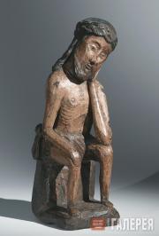Неизвестный художник. Христос в темнице. XVIII в.