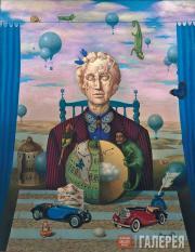 Михаил Горшунов. Сновидение. 2004